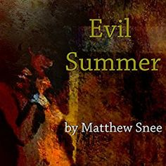 "Audiobook/Audible version of ""Evil Summer"" is out!!!"