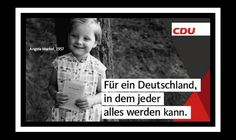 Wahlplakate haben mit der Wirklichkeit oft wenig bis nichts zu tun – eine simple Erkenntnis. Doch eines derWahlplakate, das die CDU veröffentlicht hat, besticht durch einen so großen Wirklichkeits…