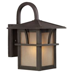 Medford Lakes Indoor/Outdoor Wall Lantern