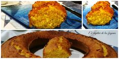 bizcocho de zanahoria Coco, French Toast, Breakfast, Finger Foods, Sweet Recipes, Food Cakes, Vegetables Garden, Orange Blossom, Mesas
