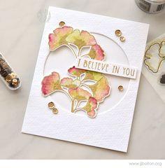 jj bolton {handmade cards}: Neat & Tangled