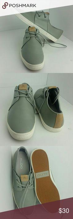 ALDO MEN'S FASHION SNEAKERS VERY CLEAN INSIDE-OUT   SKE # TKO Aldo Shoes Sneakers