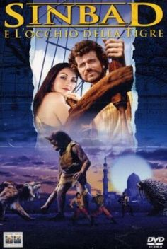 Sinbad E L'Occhio Della Tigre: Amazon.it: Jane Seymour, Patrick Wayne, Taryn Power, Margaret Whiting, Patrick Troughton, Sam Wanamaker: Film...