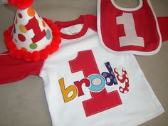 Brody's 1st Birthday