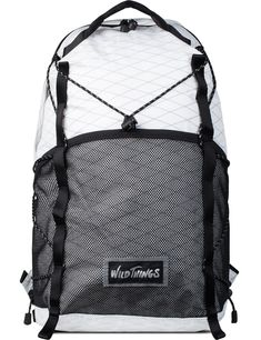 Wild Things White X-pac Backpack
