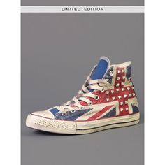Converse Shoes ($287) ❤ liked on Polyvore