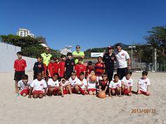 Escolinha Fla Copacabana e Escolinha Fla Ipanema