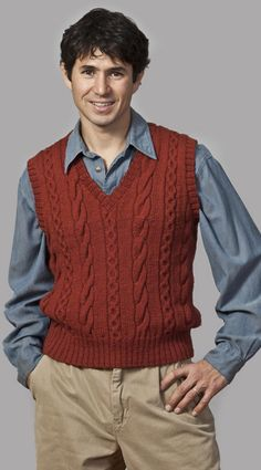 Free Men's Sweater Patterns | Free Knitting Patterns | Kötés ...