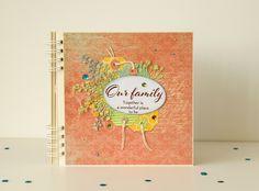 Elli's handmade world Scrapbook Albums, Wonderful Places, Handmade, Art, Art Background, Hand Made, Scrapbooks, Kunst, Performing Arts