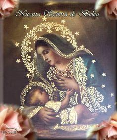 Mary & child: NUESTRA SEÑORA DE BELEN
