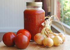 Simple recipe for making homemade marinara sauce from scratch using fresh tomatoes. — Former Chef