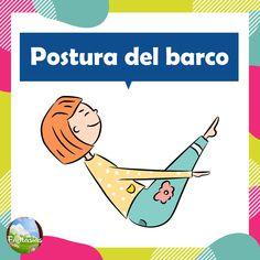 Fichas con posturas de YOGA para niños en PDF para descargar Kids Yoga Poses, Yoga For Kids, Exercise For Kids, Chico Yoga, Yoga 1, Mindfulness Exercises, Asana, Pilates, How To Stay Healthy
