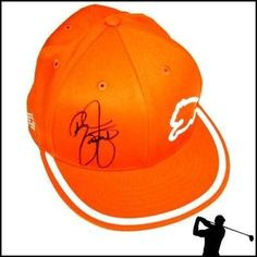 Rickie Fowler Signed PUMA Golf Hat  Oklahoma State University  JSA Certified  Autographed Golf Equipment ** You can find more details by visiting the image link.