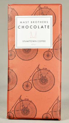 Mast Brothers #chocolate #packaging AM
