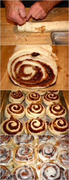 Cinnamon Roll Recipe... These Are The Best Cinnamon Rolls! Everyone Always Asks For My Dad's Famous Recipe!