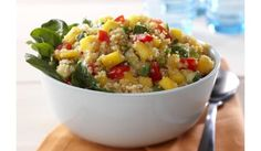 Mango Quinoa Salad, Spice Islands