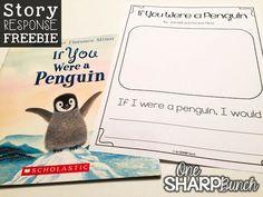 Penguin Activities in Kindergarten