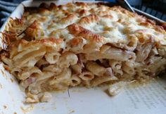 Pasta, Tortellini, Lasagna, Macaroni And Cheese, Food And Drink, Chicken, Cooking, Ethnic Recipes, Burlap Crafts