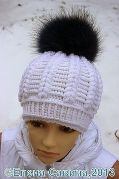 Discover thousands of images about GORRO GALA handmade crochet crochet arte de Vivir Bonnet Crochet, Crochet Cap, Crochet Diagram, Crochet Beanie, Love Crochet, Crochet Stitches, Knitted Hats, Crochet Poncho, Double Crochet