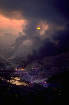 Jew Without a Gun - three-part series about the Los Angeles Riots of 1992 in which Karen and I and the children were trapped for several frightening hours.