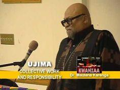 UJIMA #Kwanzaa Celebration of third day