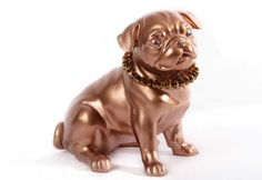 Pug sculpture ,unique pieces - Art