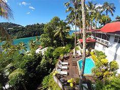 Privacy & Comfort in a Cottage Villa - Beach & Restaurants a Walk AwayVacation Rental in Marigot Bay from @homeaway! #vacation #rental #travel #homeaway
