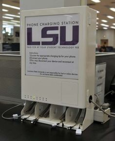 Charging Station (Student Technology Fee)