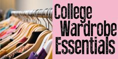 College Wardrobe Essentials :: Style Major