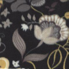 Anti-Pill Fleece Fabric Eden Oro