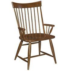 Kincaid Cherry Park Windsor Arm Chair