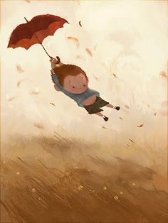 Blustery day