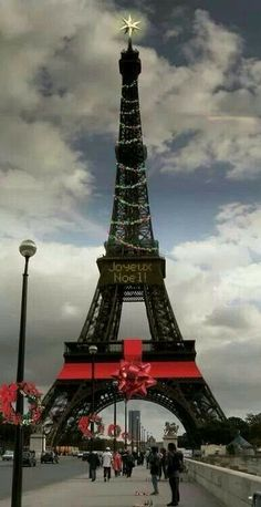The Eiffel Tower ~Paris;France