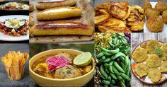 Guía para cocinar y preparar deliciosas recetas con plátanos maduros y verdes (machos), desde fritos, asados, en sopas, y en postres.