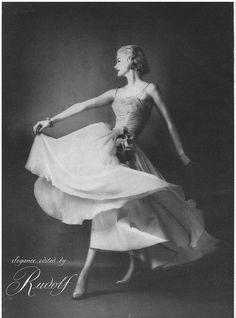 October Vogue 1955