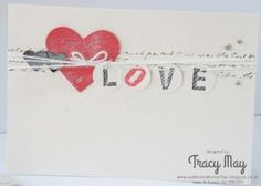 Stampin' Up! - Three weddings and a .......