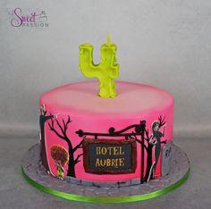 Hotel Transylvania Cake   A Sweet Passion