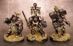 A comprehensive review of 6th edition Codex Space Marines (with focus on Black Templars CT) - Forum - DakkaDakka | Please don't feed the trolls!