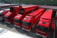 Scuderia Ferrari en 2004