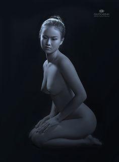 Asian fine art nude photography