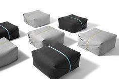 pouf ori gama de asientos para zaozuo de yonoh design diariodesign