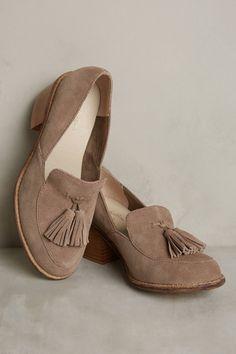Seychelles Kiltie Heel Loafers