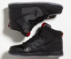 on sale 4714b e90d5 Mighty Crown x Nike Dunk High Nike Shoes Cheap, Nike Shoes Outlet, Cheap  Shoes