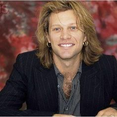 Jon Bon Jovi circa 1995. @lailasari397 • Instagram.