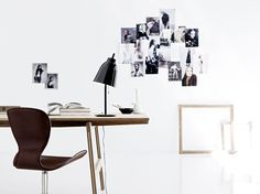 Caravaggio Table Black designed by Cecilie Manz http://www.lightyears.dk/lamps/table-lamps/caravaggio-black-.aspx