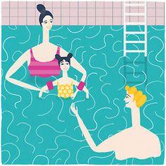 One of this month& illustrations for psychologies magazine Naomi Wilkinson, Psychology, Nautical, Magazine, Baby, Psicologia, Navy Marine, Magazines, Baby Humor