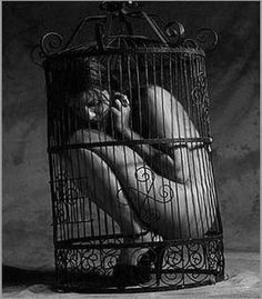 """""""'What do you fear my lady?'   'A cage. To stay behind bars until use and old age accept them and all chance of valor has gone beyond beyond recall or desire.'"""""""