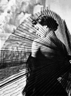 Horst P. Horst. Audrey Hepburn 1949