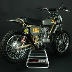 BBR Motorsports, Inc - Official Blog: Honda's XR75