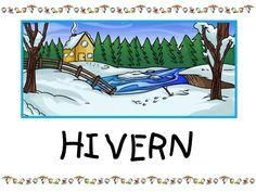 Vocabulari hivern